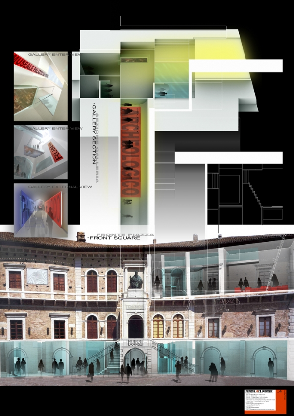 PROJECT FOR FERMO ART CENTER