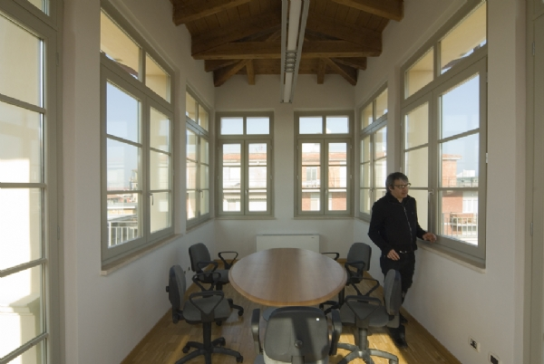 FACULTY OF ECONOMIC - RESTRUCTURING OF PALAZZO VANNIOLA