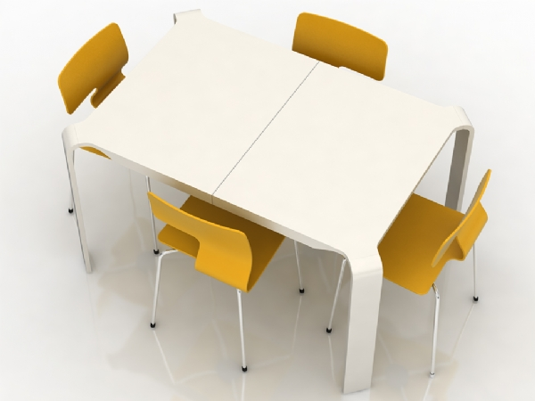 TABLE AND CHAIR 2060